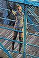 rihanna tweed coat 06