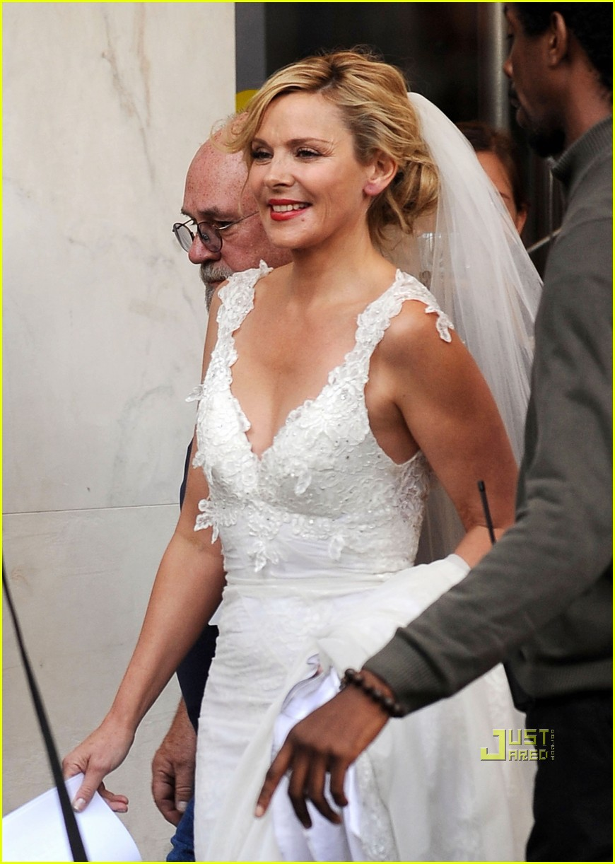 Sex and the City: Wedding In the Works: Photo 2269541 | Kim Cattrall ...