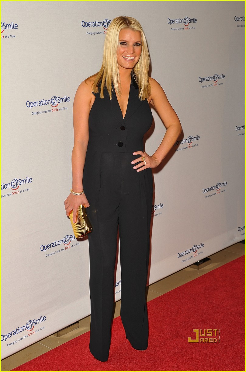 jessica simpson operation smile 152261052
