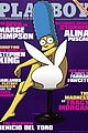 marge simpson playboy 01