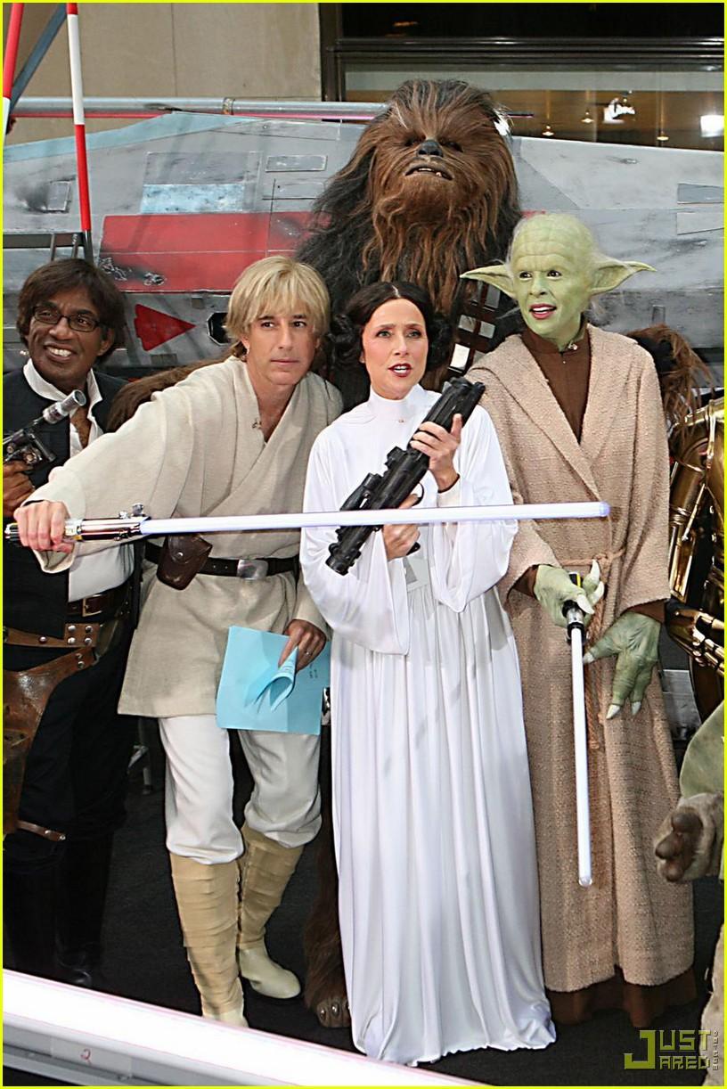 Today Showu0027s Halloween Costumes Star Wars Characters!  sc 1 st  Just Jared & Today Showu0027s Halloween Costumes: Star Wars Characters!: Photo ...