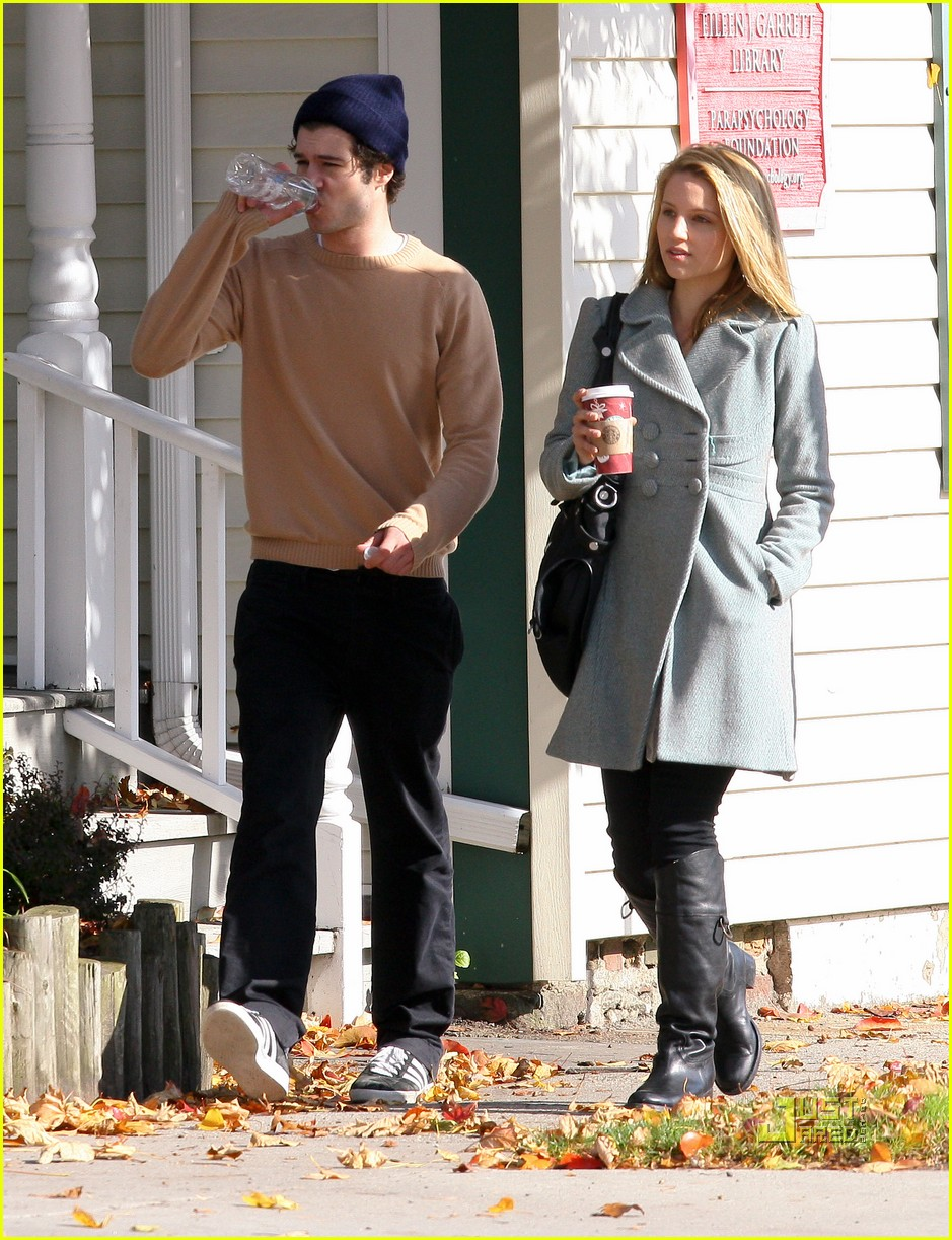 Full Sized Photo of adam brody dianna agron dating 04 ...