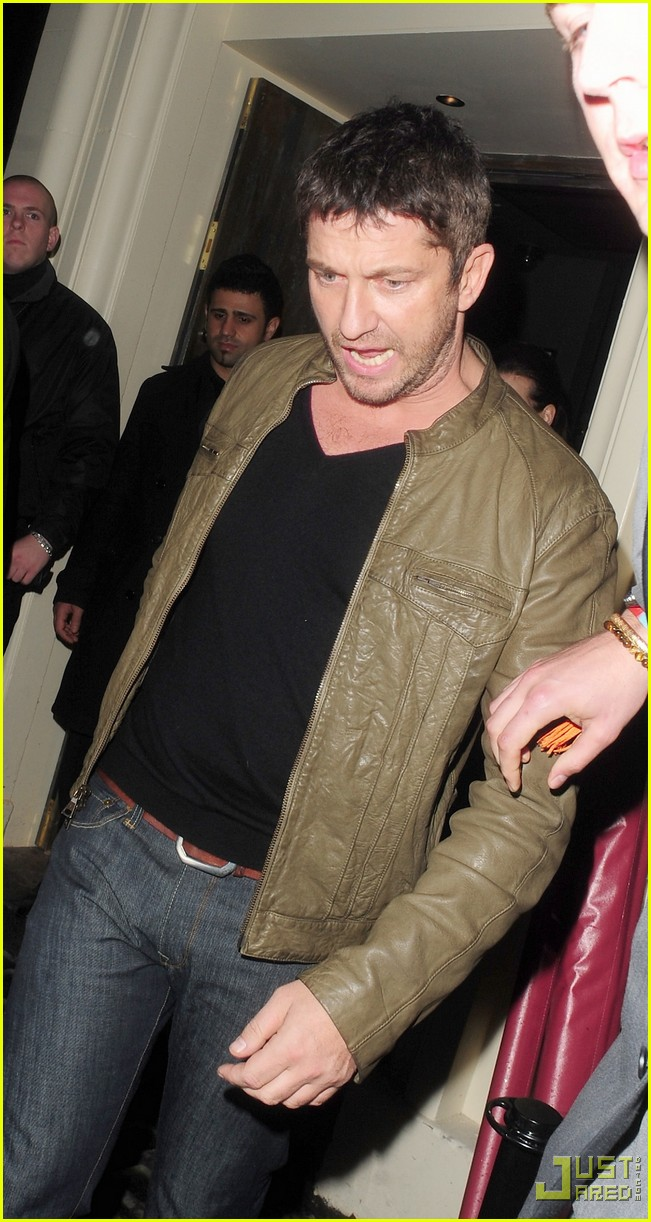 gerard butler 40th birthday london 052356732