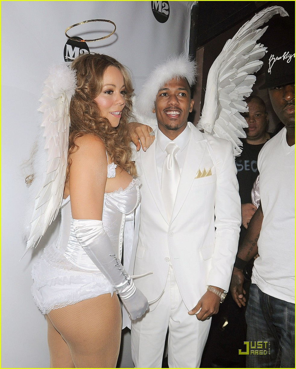 mariah carey nick cannon are angels 01