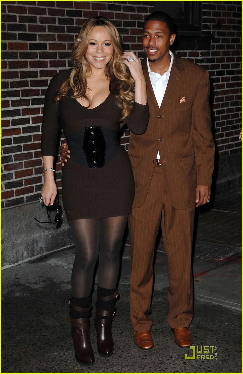 mariah carey promotes precious 02 Mariah Carey