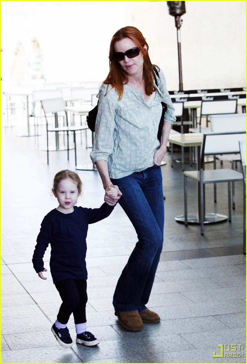 marcia cross century city twins 03
