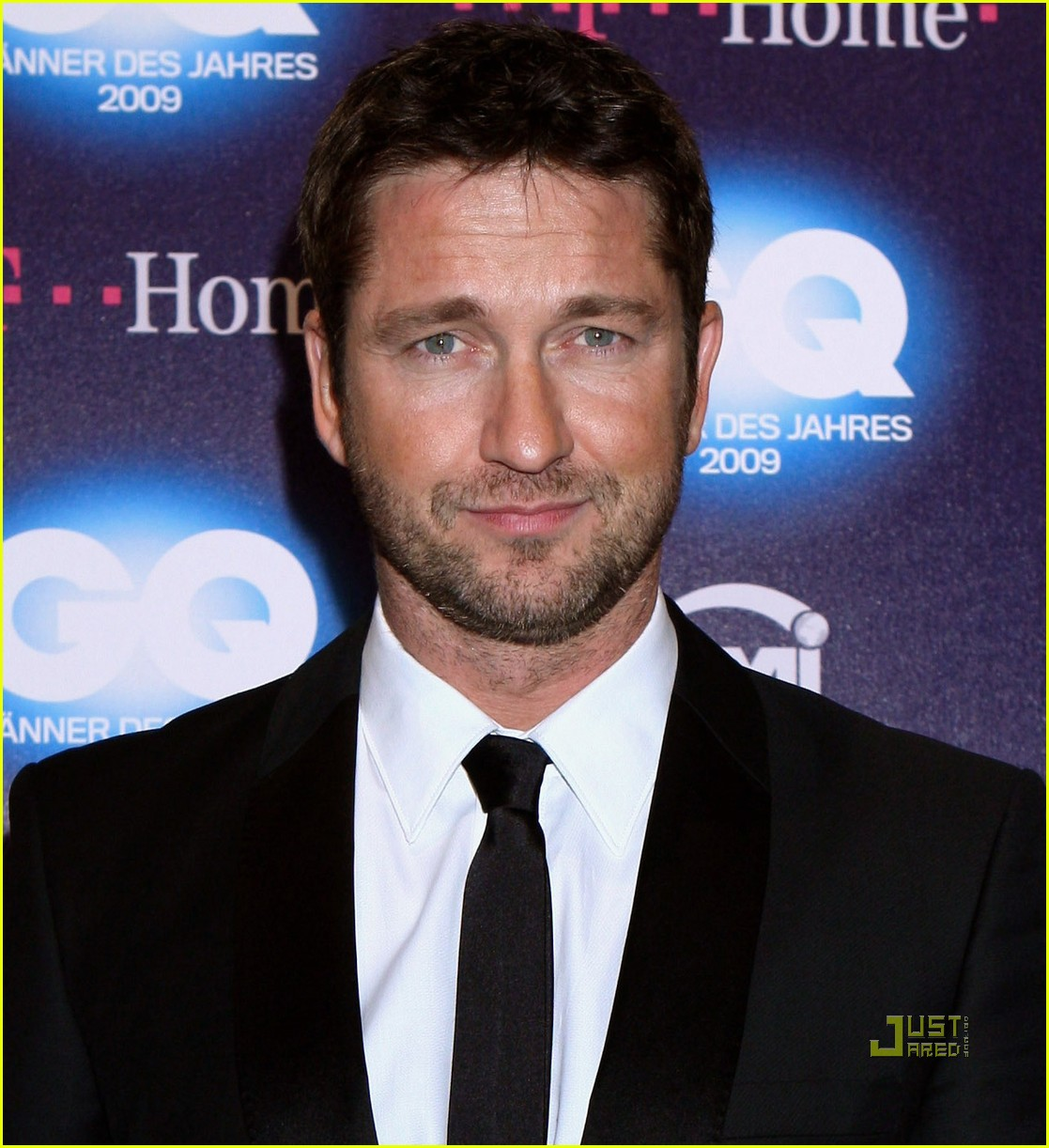 2009: Gerard Butler: GQ Men Of The Year 2009!: Photo 2331871