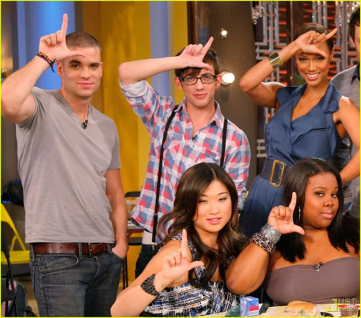 Tyra Banks On Glee: Glee Hits The Tyra Show This Friday!: Photo 2353722