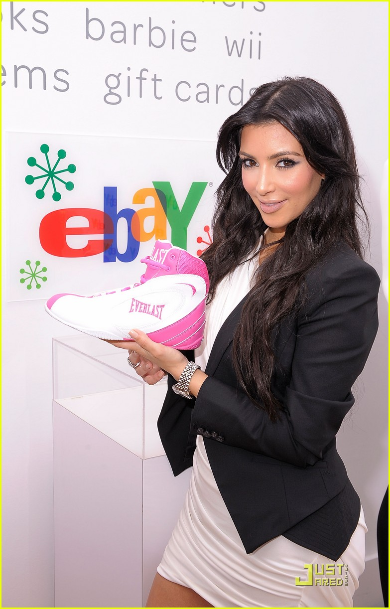 kim kardashian is excited about ebay 012370151