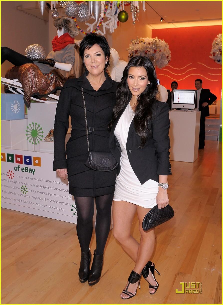kim kardashian is excited about ebay 102370241