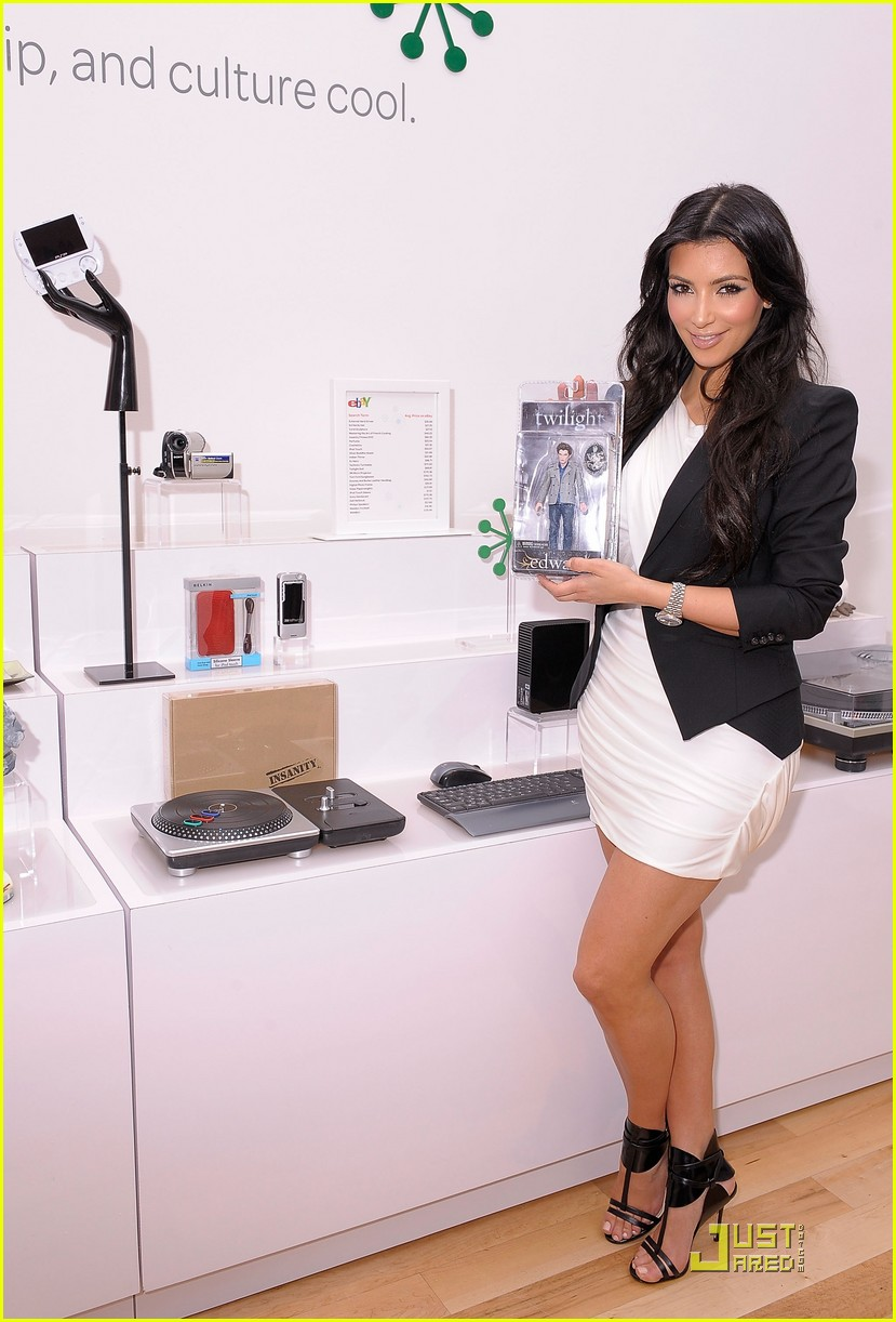 kim kardashian is excited about ebay 192370331