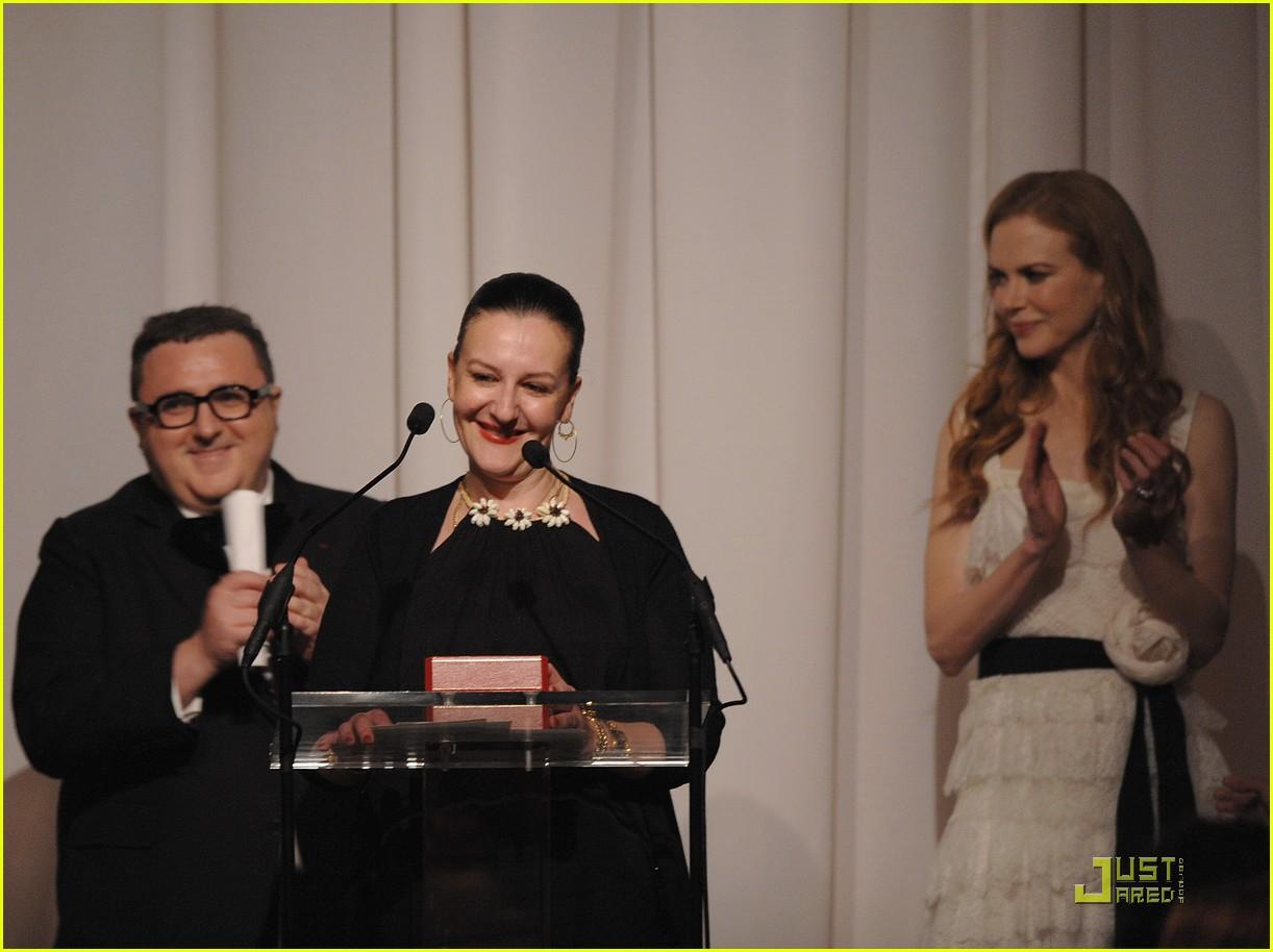 nicole kidman vogue fashion fund awards 152362622