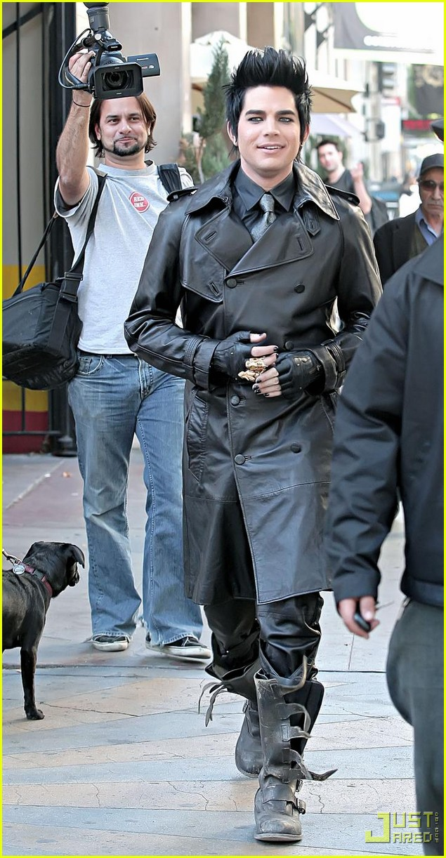 adam lambert for your entertainment music video 05