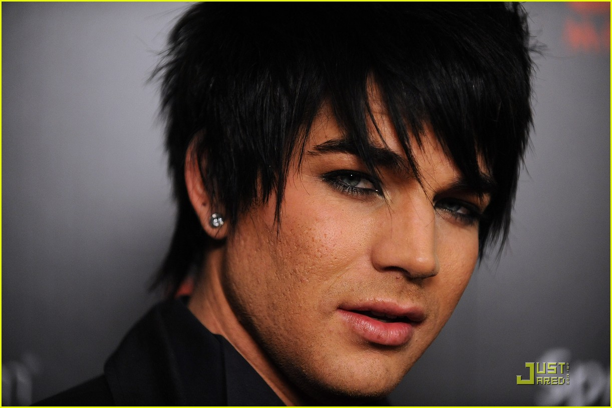 adam lambert tv guide hot list party 01
