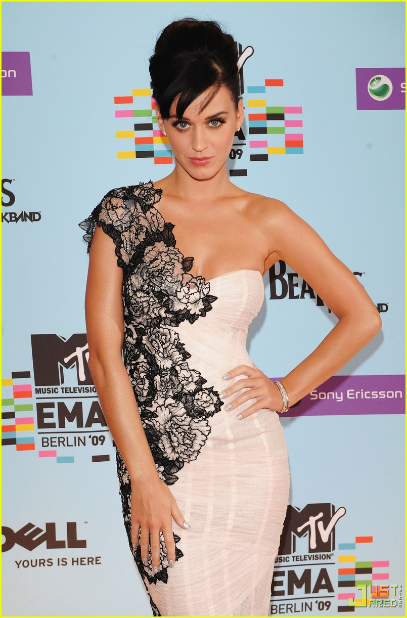 Katy Perry's MTV Europe hairdo can be yours recommend
