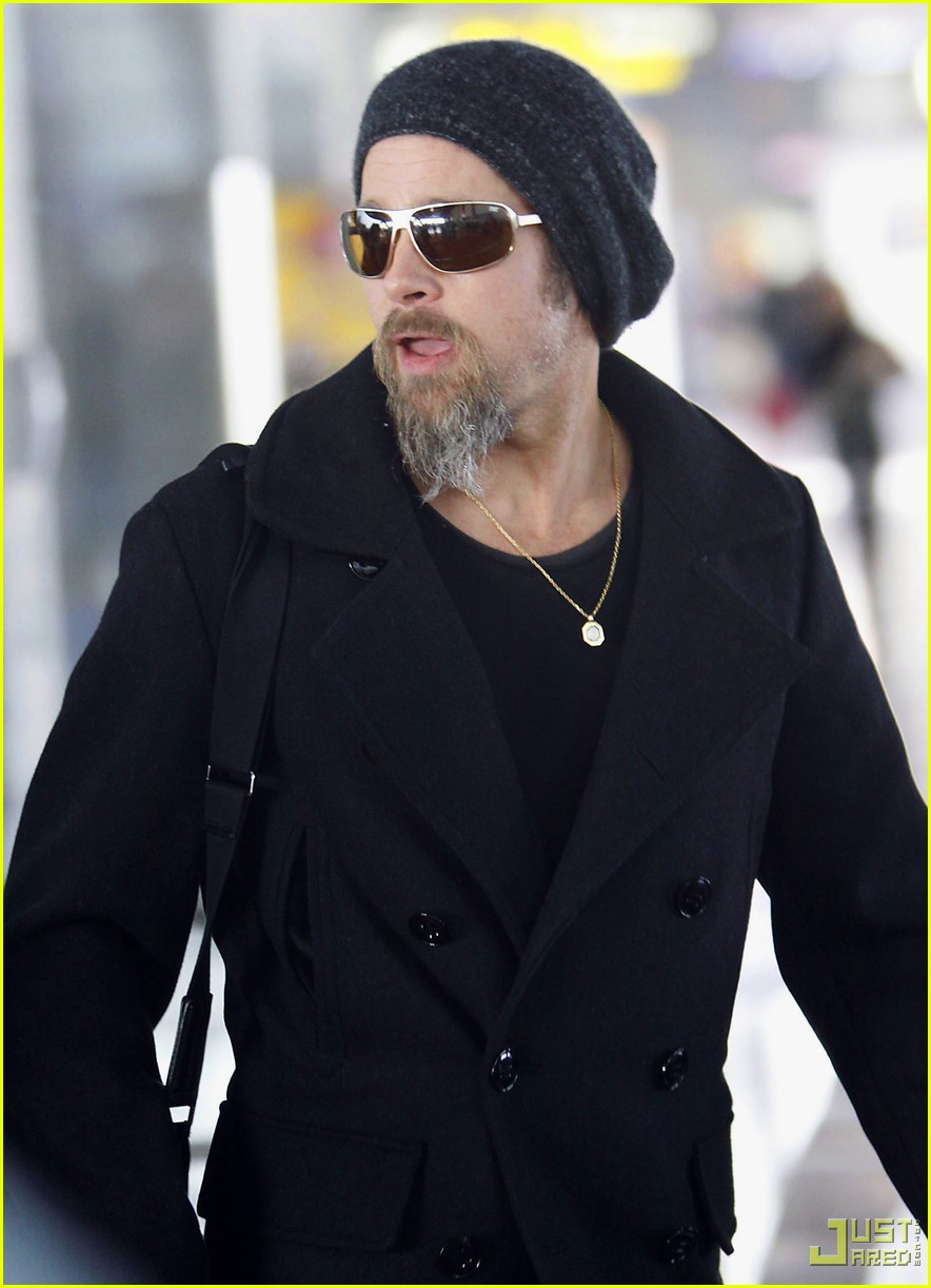 Brad Pitt Family Man Over Funds Photo 2368961 Brad