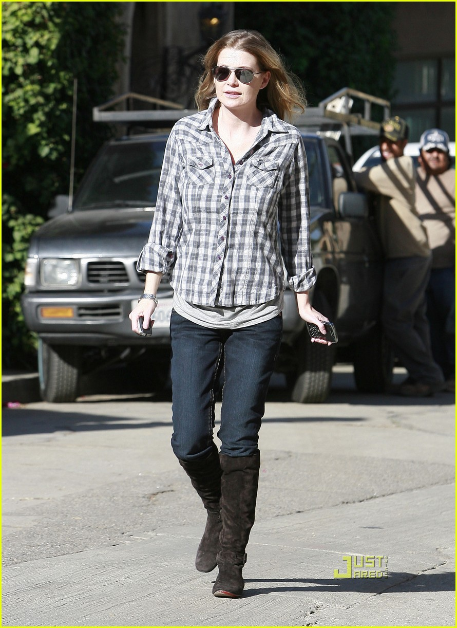 ellen pompeo greys anatomy webisode. 112381791