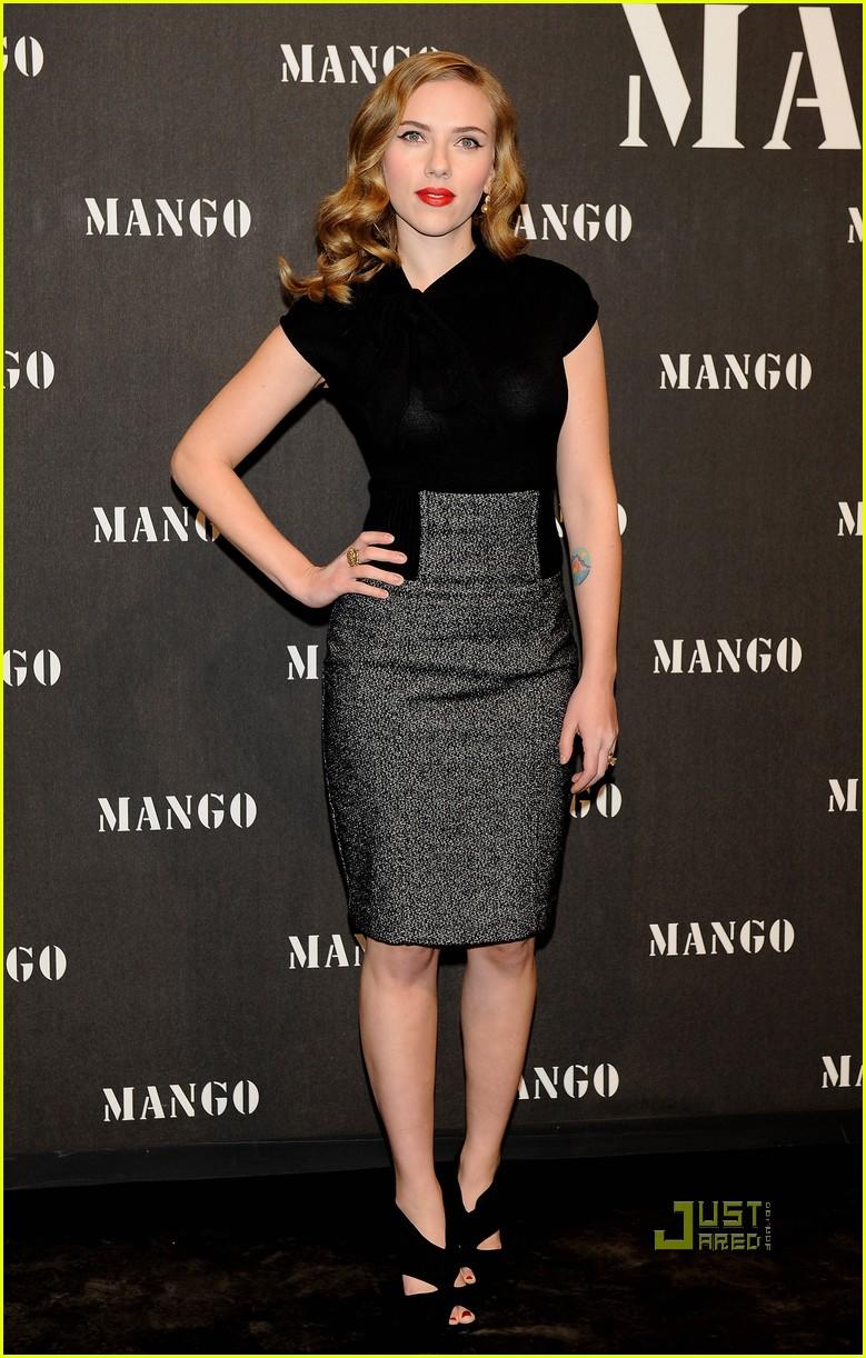 scarlett johansson mango new collection 01