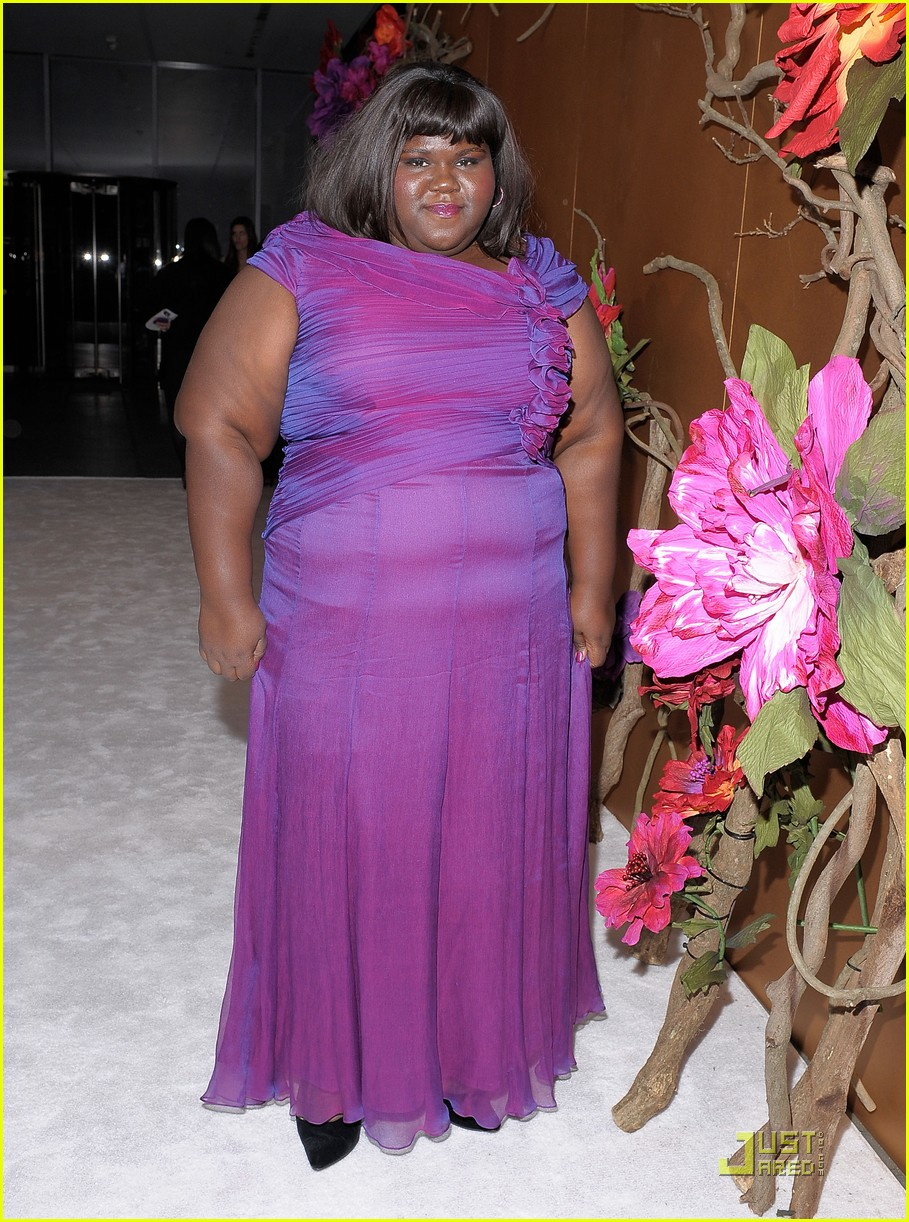 gabourey sidibe purple pretty 062365131