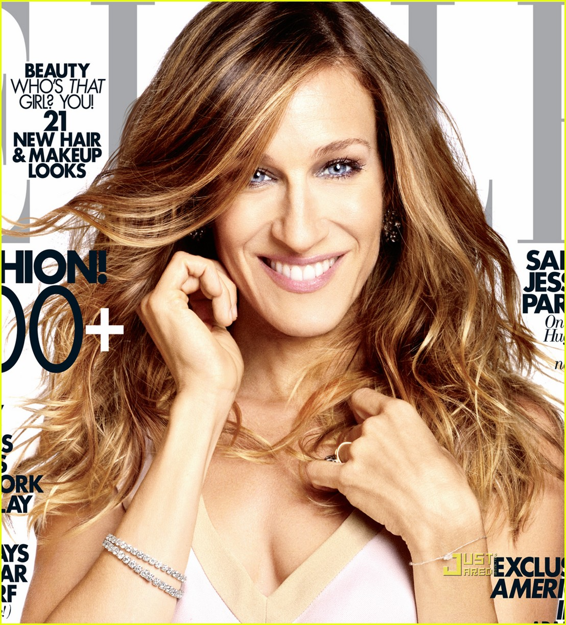 sarah jessica parker elle magazine december 2009 02