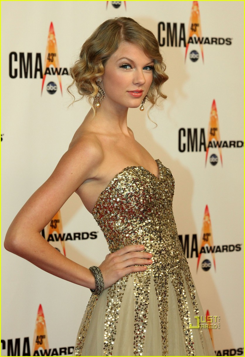 taylor swift cma awards 2009 032351691