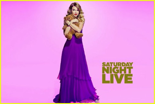 taylor swift hosting snl video 032342631
