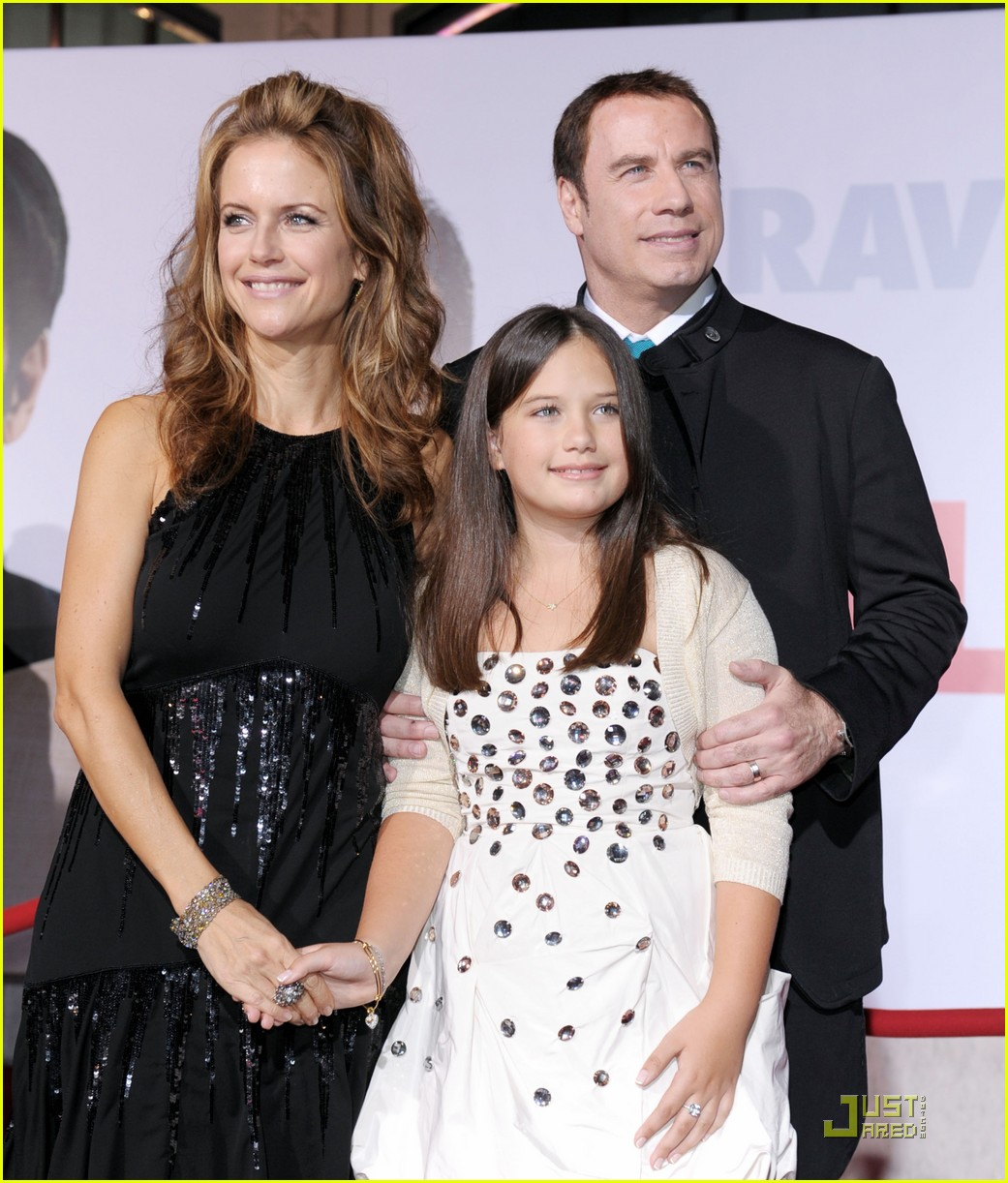 John Travolta Kelly Preston 2014