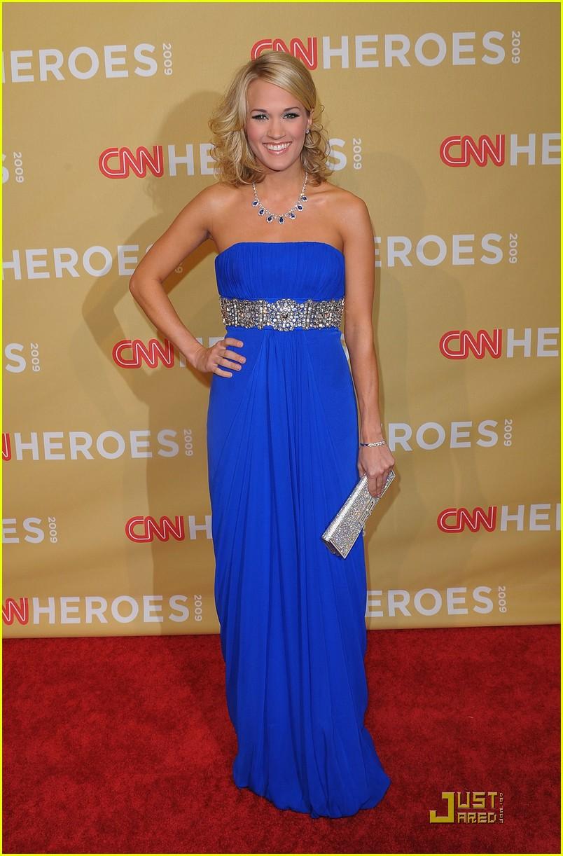 carrie underwood honors the 2009 cnn heroes 022375821