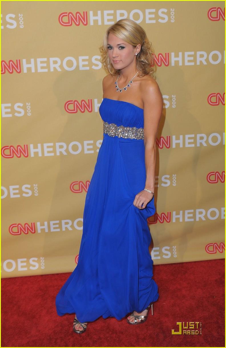 carrie underwood honors the 2009 cnn heroes 122375921