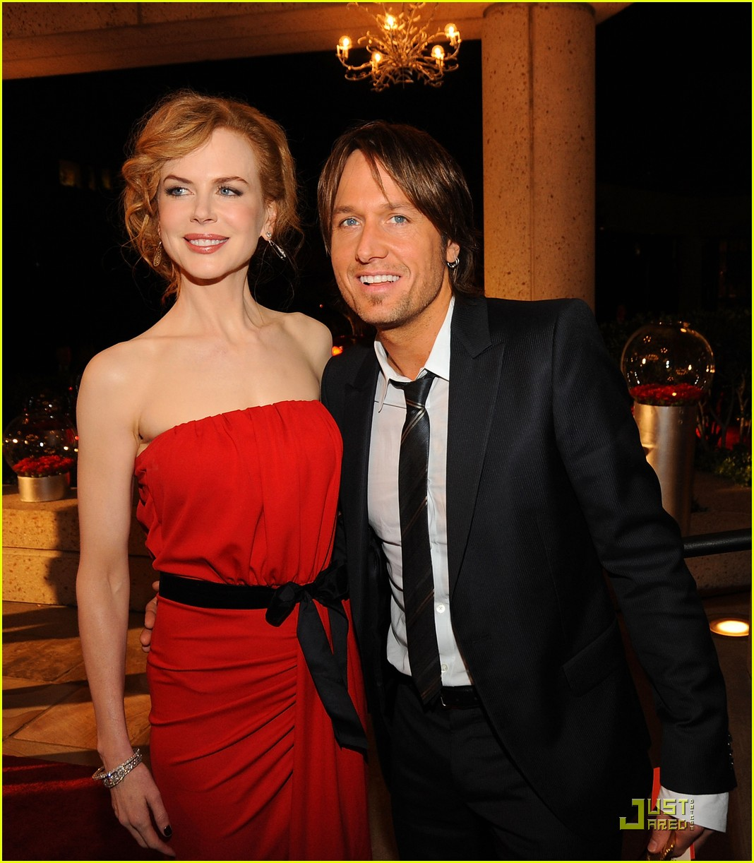 keith urban nicole kidman 2009 bmi country awards 052349281