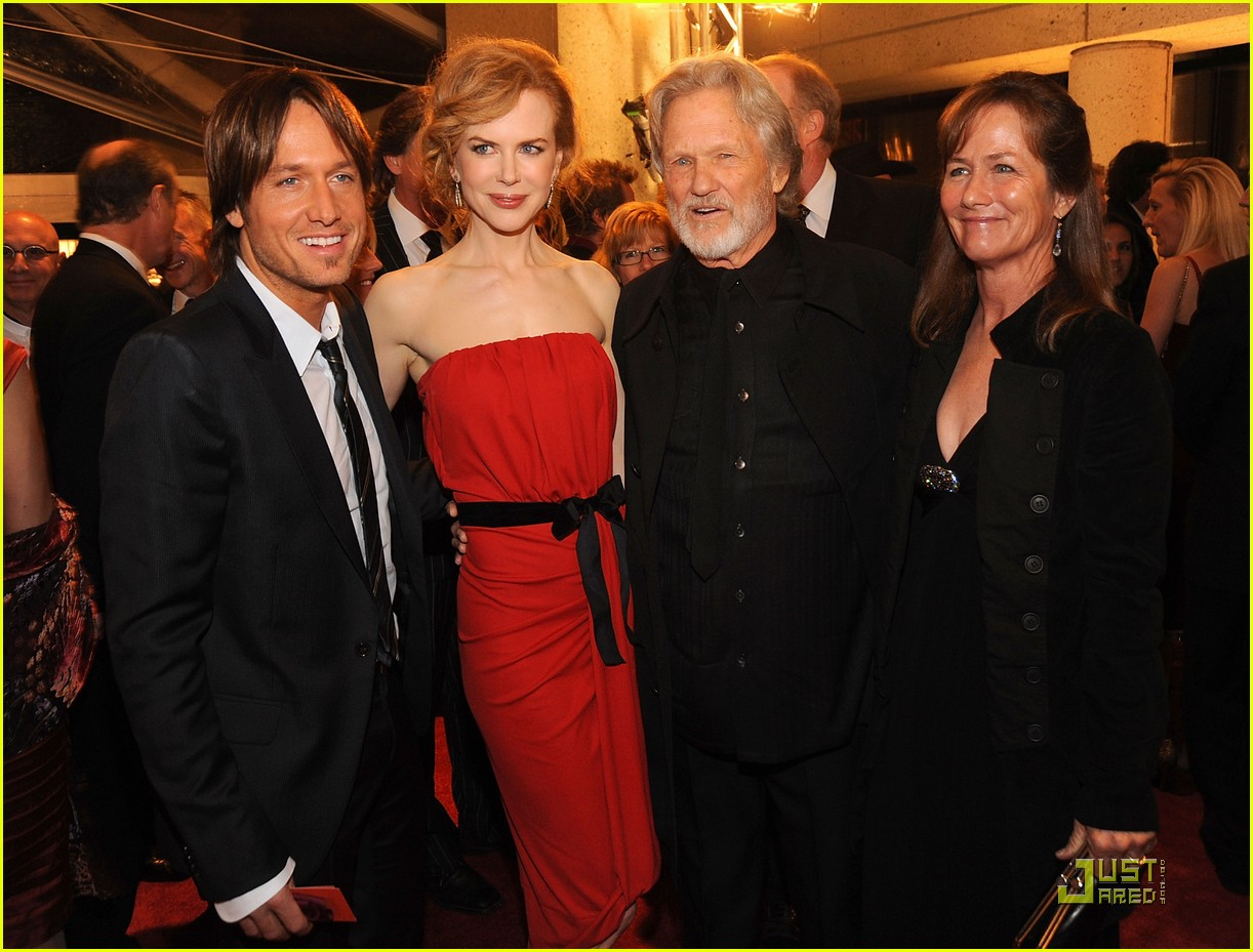 keith urban nicole kidman 2009 bmi country awards 10