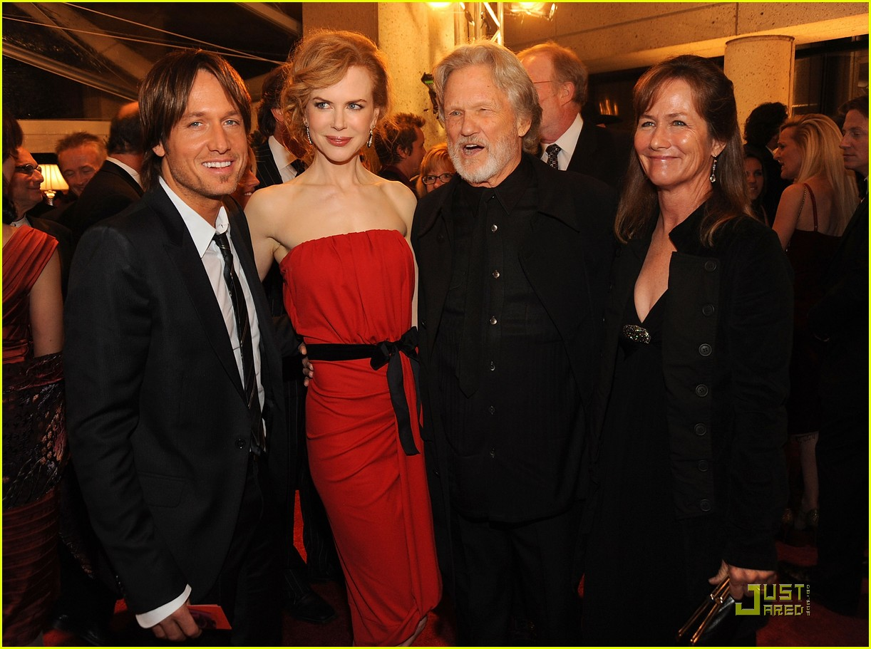 keith urban nicole kidman 2009 bmi country awards 122349351