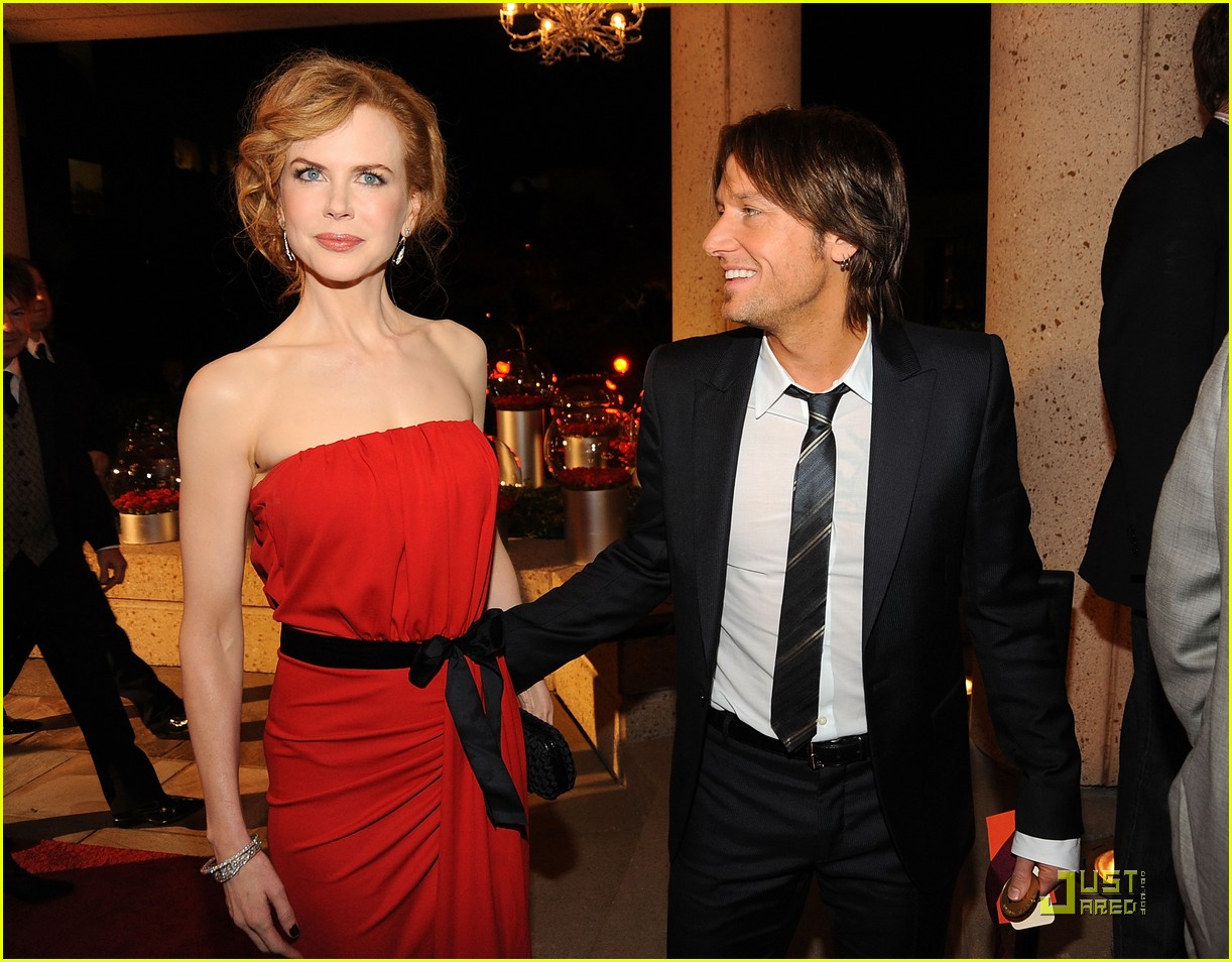 keith urban nicole kidman 2009 bmi country awards 13