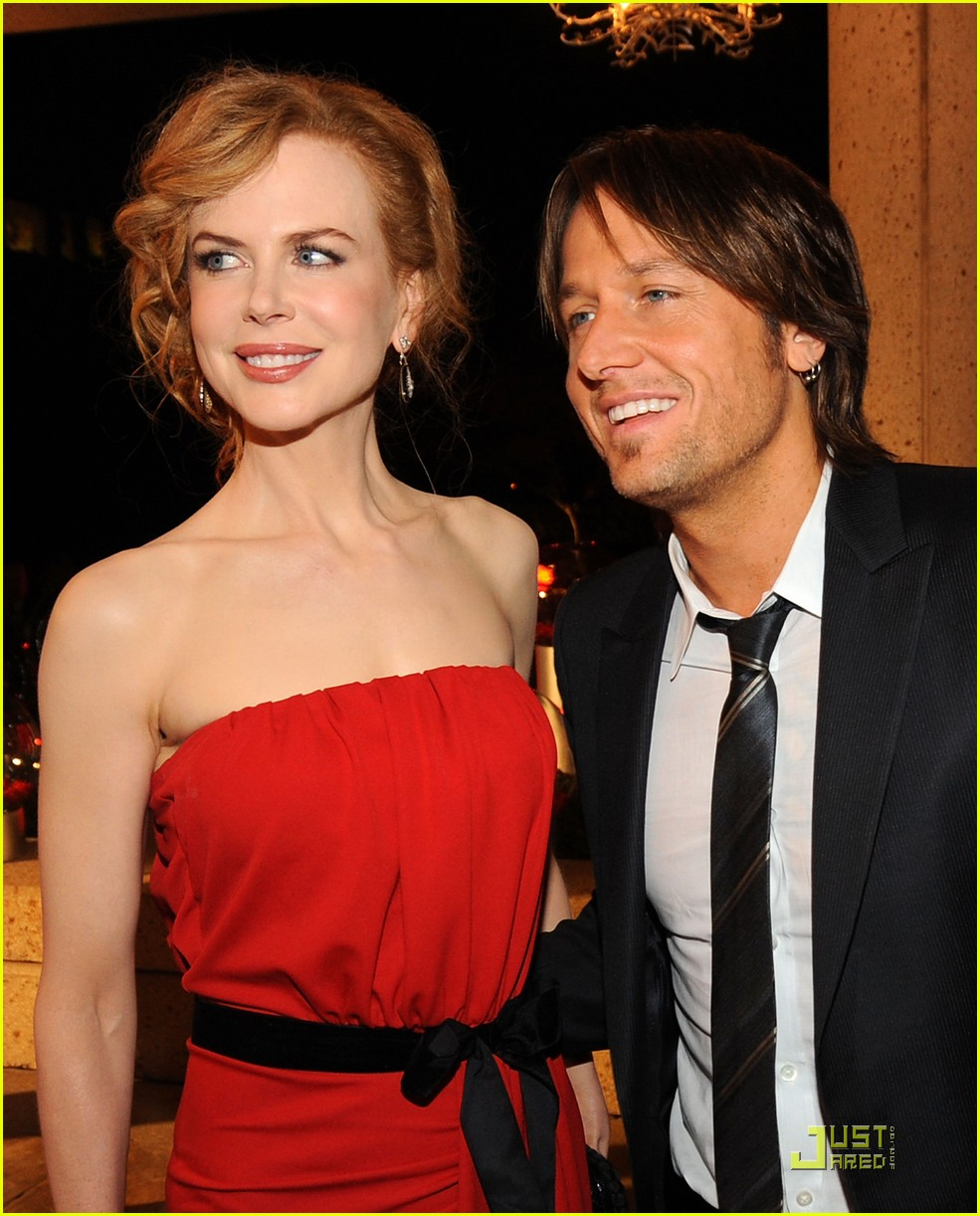 keith urban nicole kidman 2009 bmi country awards 14