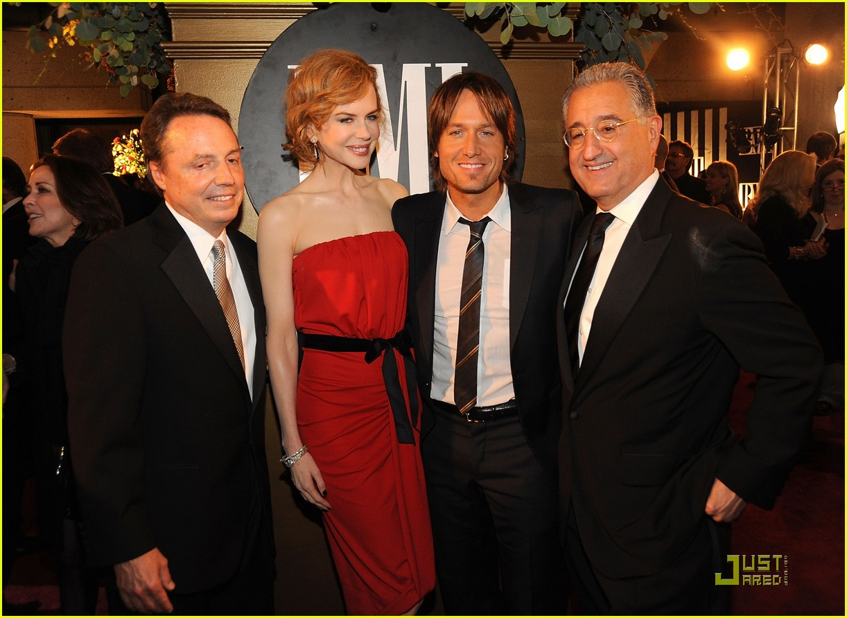 keith urban nicole kidman 2009 bmi country awards 17