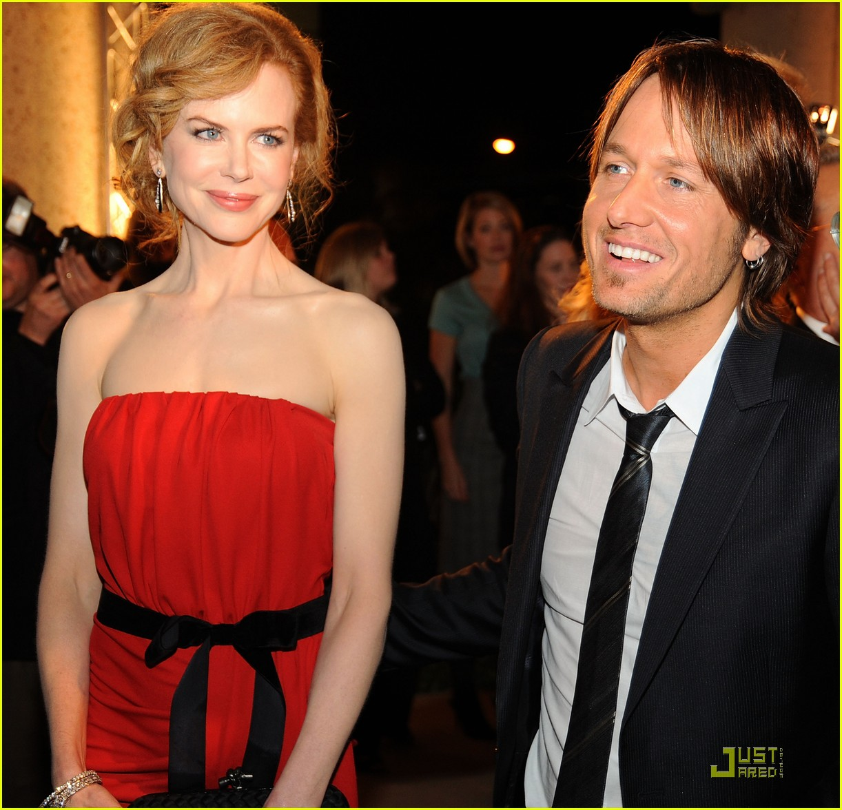 keith urban nicole kidman 2009 bmi country awards 192349421