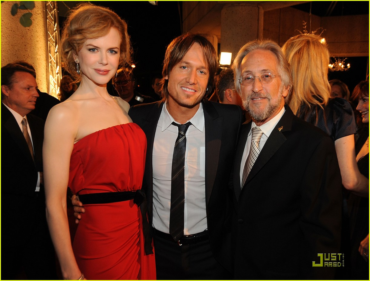 keith urban nicole kidman 2009 bmi country awards 21