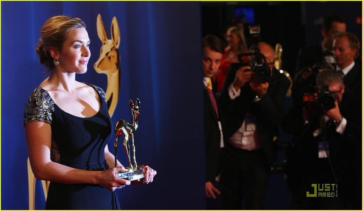 kate winslet bambi awards 2009 07