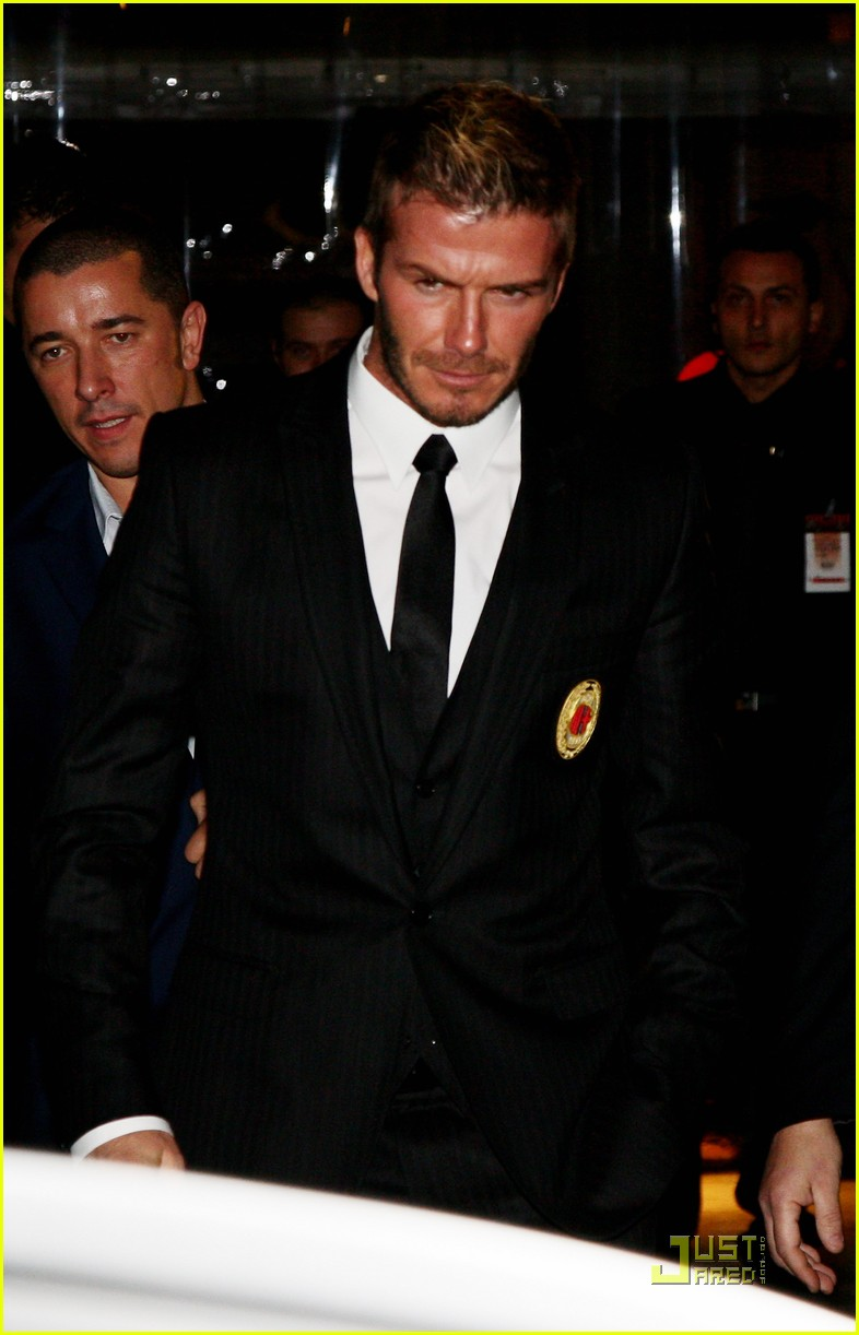 david beckham milan manly 092405073