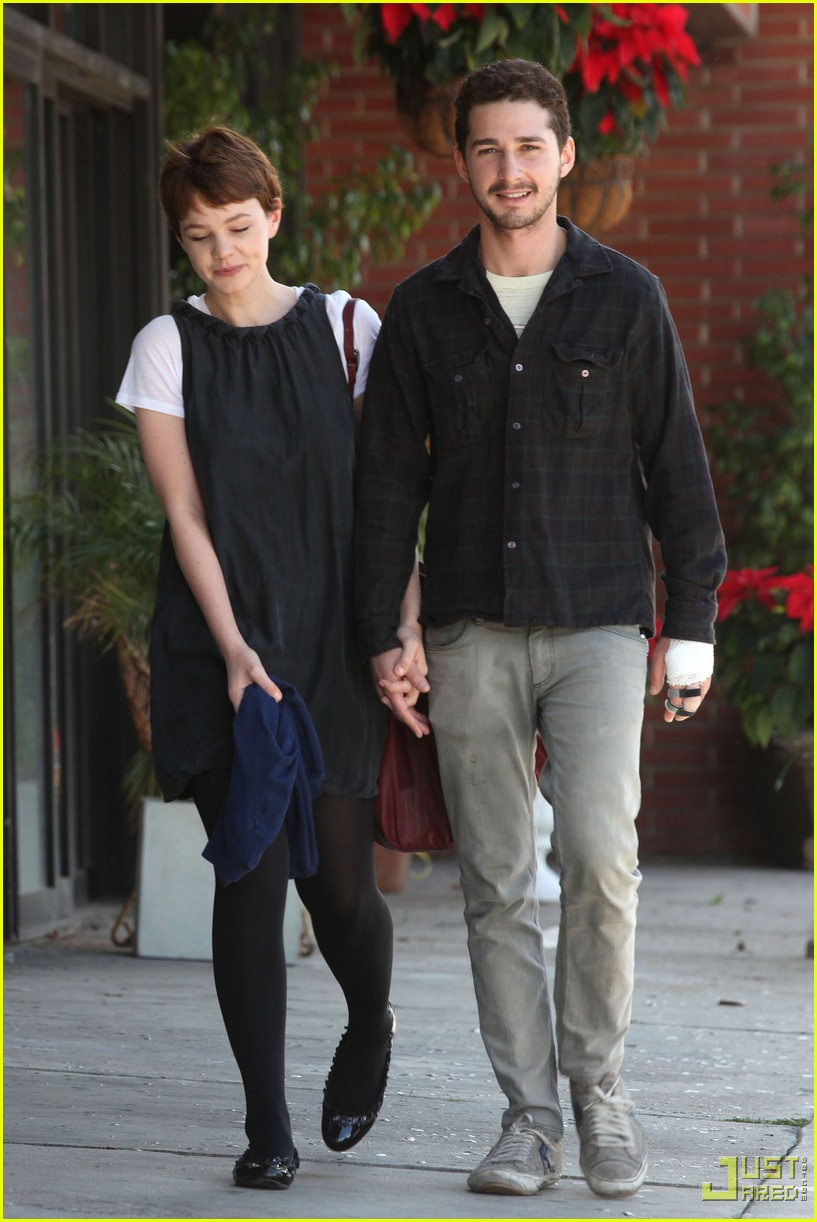 shia labeouf carey mulligan crafts 072402303