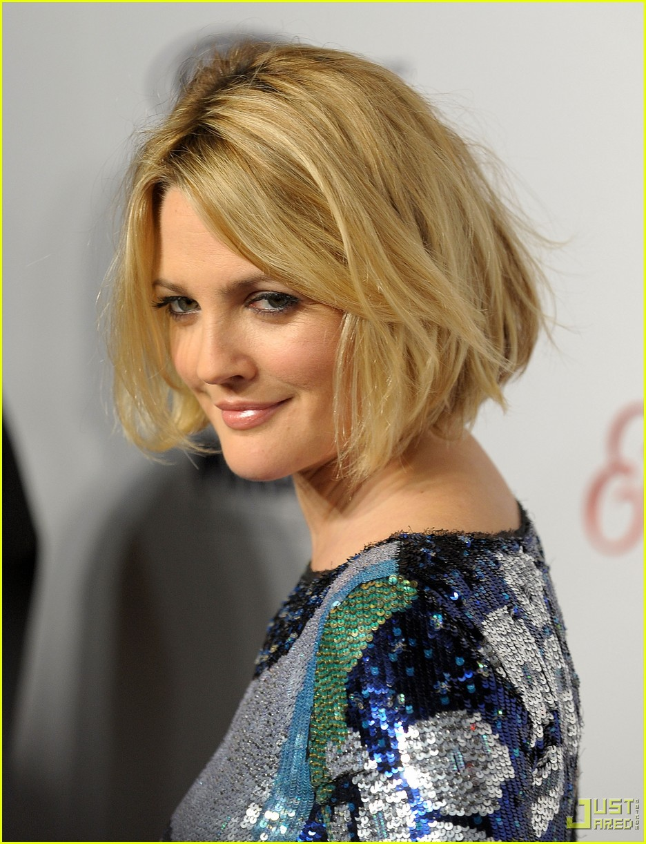 drew barrymore everybodys fine premiere 022399431