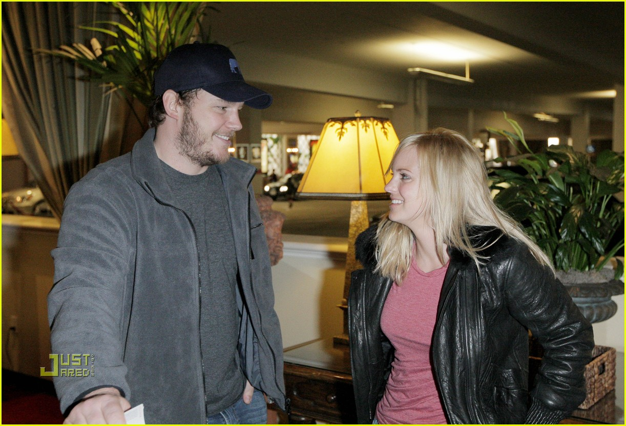 anna faris chris pratt macbook 072402801