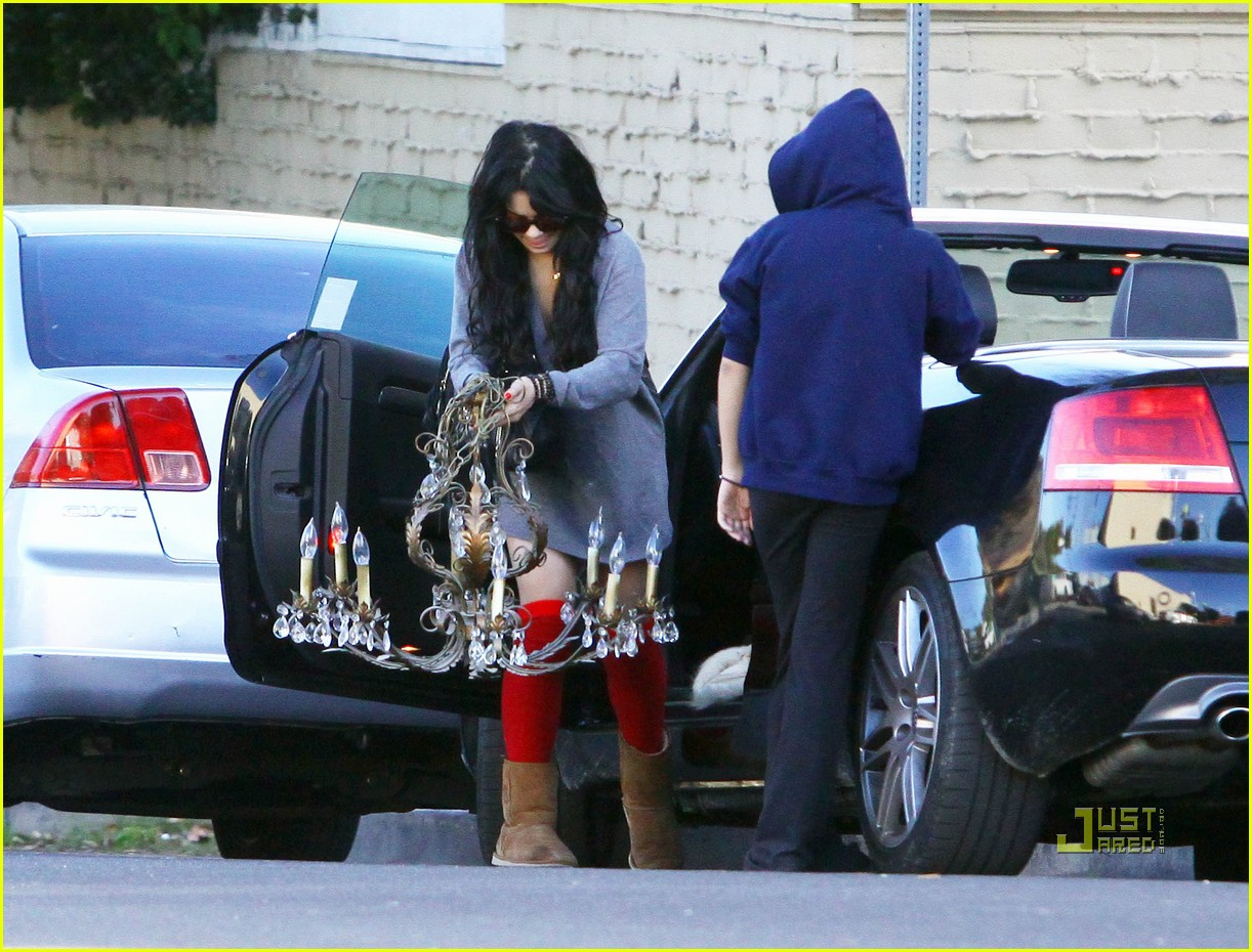 vanessa hudgens christmas eve wrapping paper 102404087
