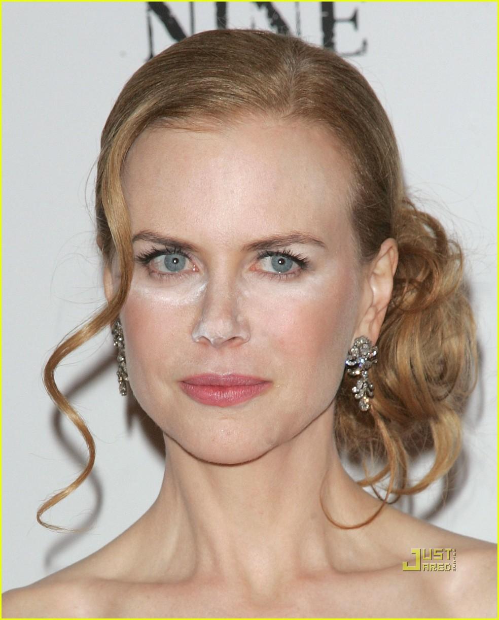 Nicole Kidman's bizarre make-up malfunction