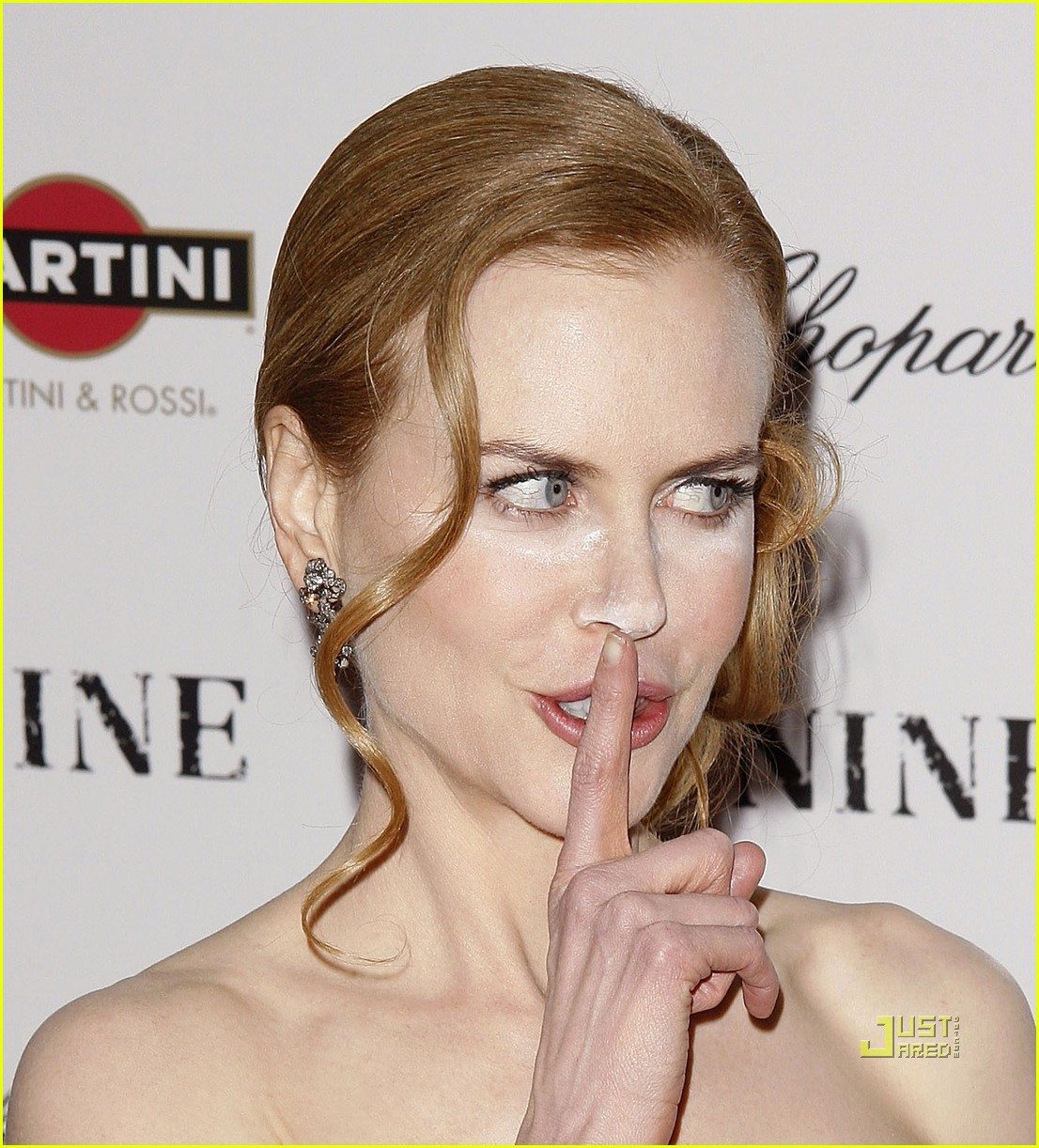 Nicole Kidman Powder Makeup Malfunction Photo 2402223
