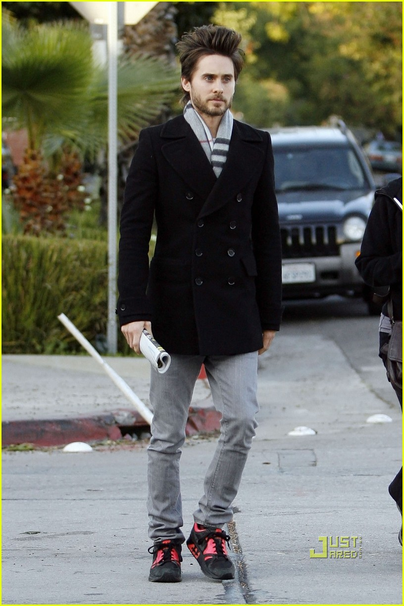 jared leto christmas eve 012403974