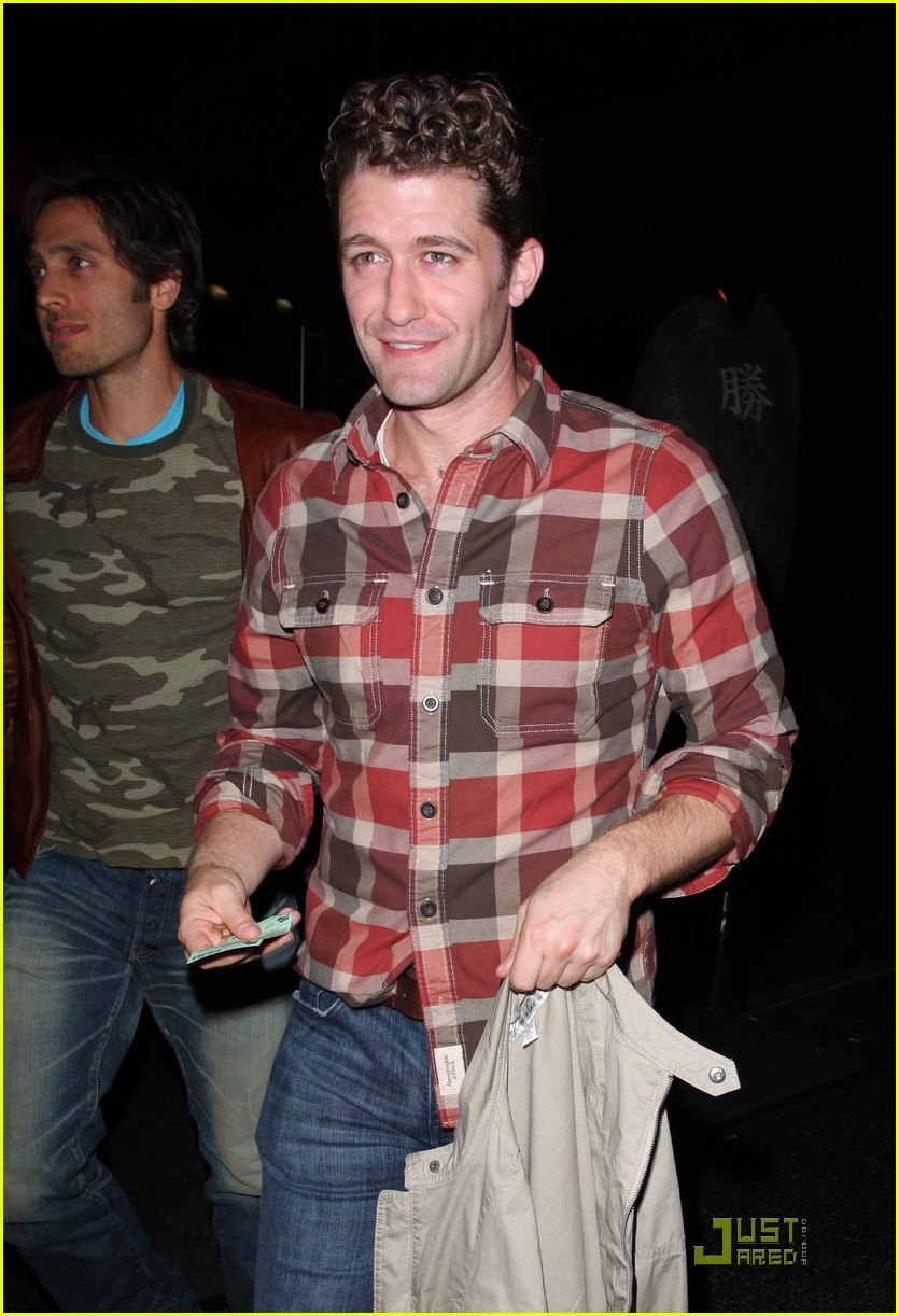 matthew morrison not gay 012403862