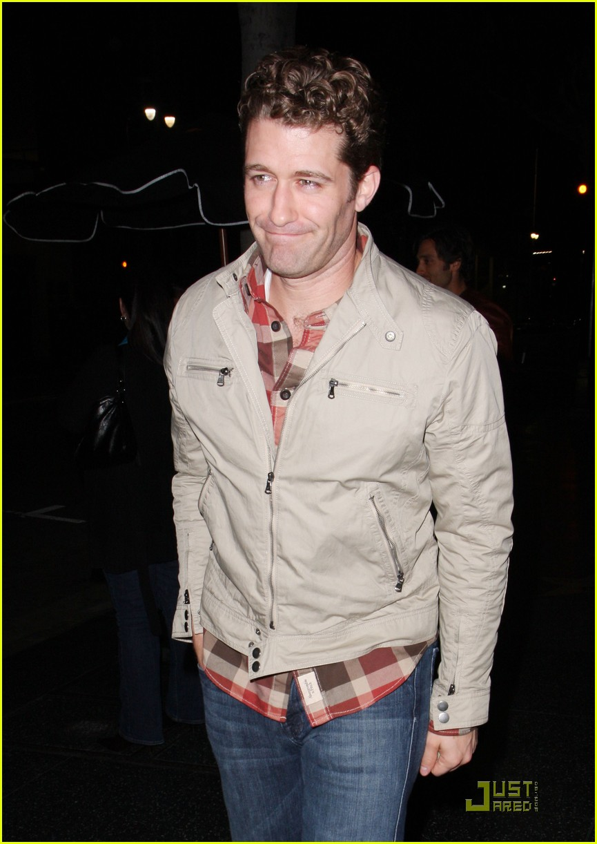 matthew morrison not gay 042403865