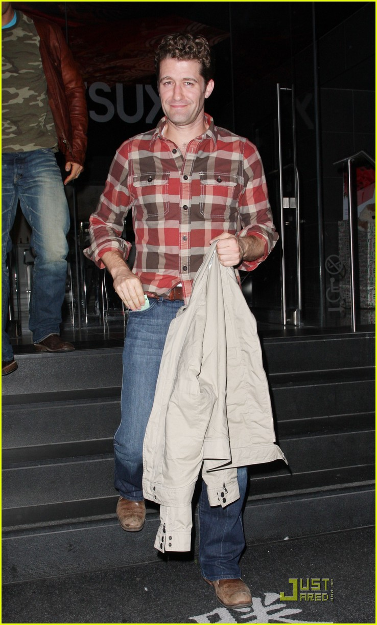 matthew morrison not gay 10