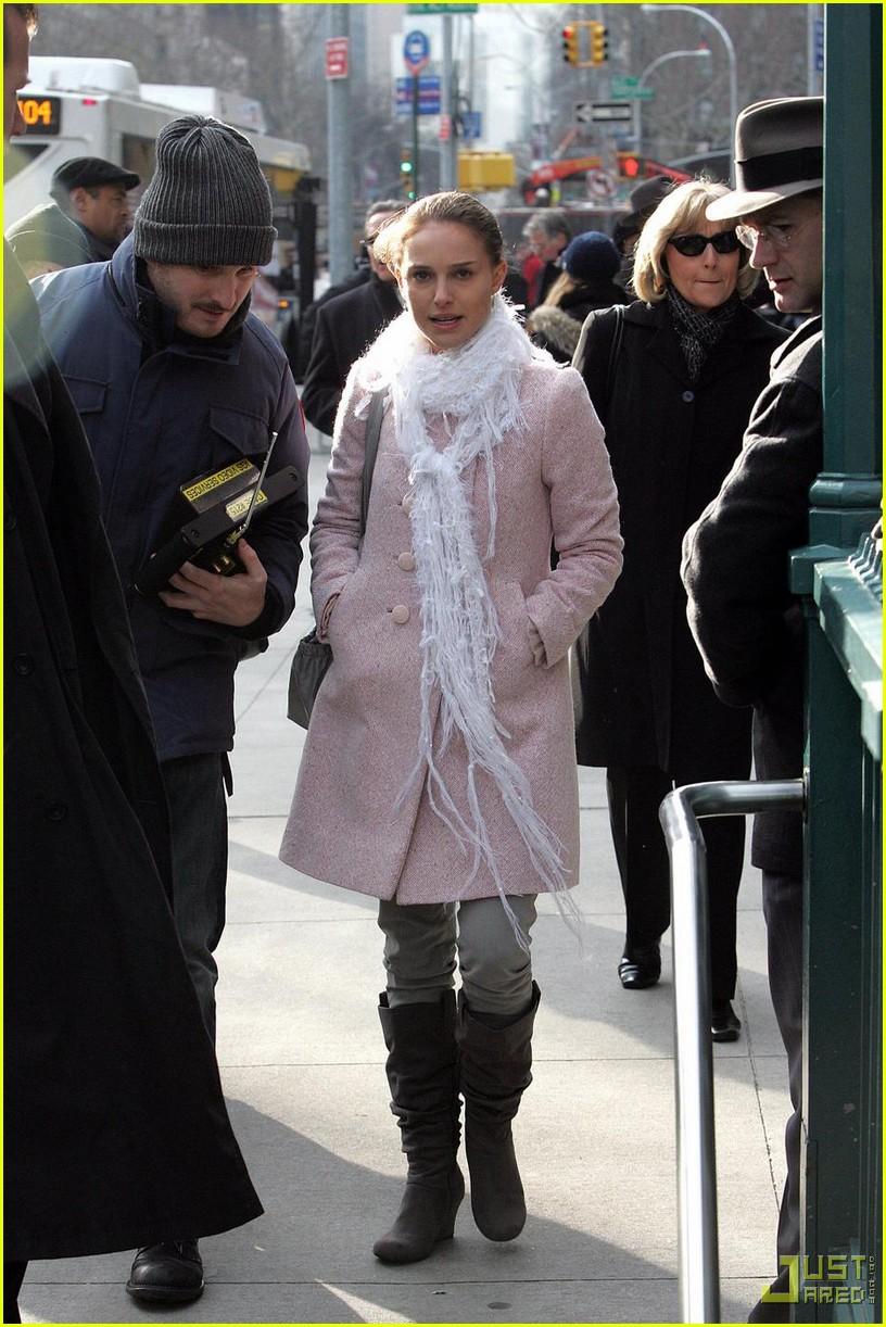 Full Sized Photo of natalie portman black swan filming 04 ... Natalie Portman